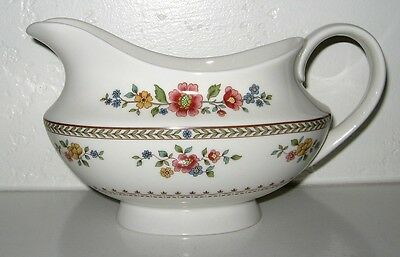 ROYAL Doulton Kingswood Sauceboat Gravy Server NO Underplate