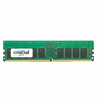 Crucial CT16G4RFD424A DDR4, 16 GB, DIMM, 288-Pin, 2400 MHz, PC4-19200, CL 17, 1.