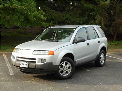 Vue AWD LOW 50K MILES 1 OWNER CLEAN CARFAX SMOKE FREE 2003 SATURN VUE AWD LOW 50K MILES 1 OWNER CLEAN CARFAX SMOKE FREE MUST SELL!