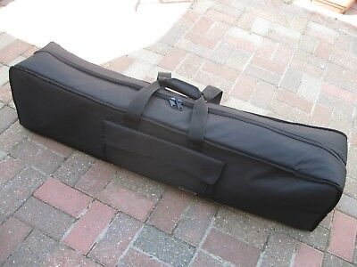 LARGE GIG BAG FOR STANDS OR DRUM RACK TUBES by Chord or speakers ,lighting