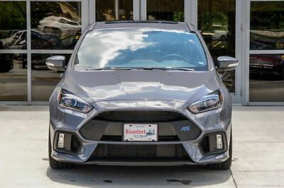 Focus RS tealth Gray Ford Focus with 22 Miles available now!
