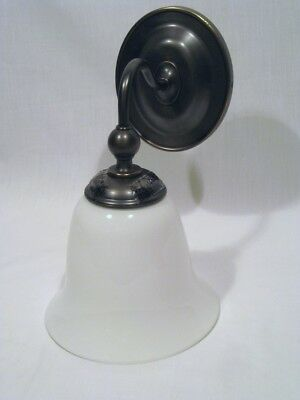 Pottery Barn Antique Bronze Bennett Single Sconce