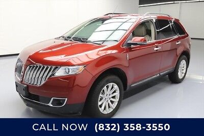 Lincoln MKX  Texas Direct Auto 2015 Used 3.7L V6 24V Automatic FWD SUV