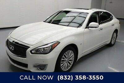 Infiniti Q70 3.7 Texas Direct Auto 2016 3.7 Used 3.7L V6 24V Automatic RWD Sedan Premium Bose