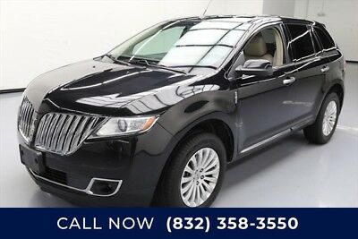 Lincoln MKX  Texas Direct Auto 2014 Used 3.7L V6 24V Automatic FWD SUV