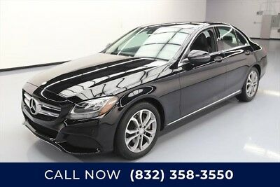 Mercedes-Benz C-Class C 300 4dr Sedan Texas Direct Auto 2017 C 300 4dr Sedan Used Turbo 2L I4 16V Automatic RWD Sedan