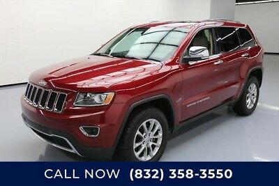 Jeep Grand Cherokee Limited Texas Direct Auto 2014 Limited Used 3.6L V6 24V Automatic 4X2 SUV