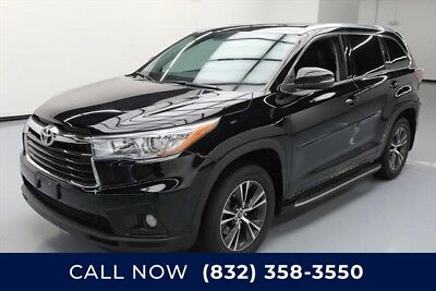 Toyota Highlander XLE Texas Direct Auto 2016 XLE Used 3.5L V6 24V Automatic FWD SUV