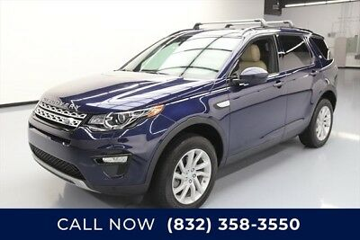 Land Rover Discovery Sport HSE Texas Direct Auto 2016 HSE Used Turbo 2L I4 16V Automatic AWD SUV Premium