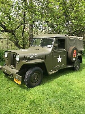 1948 Willys 4-63 Pickup Basic 1948 Willys Military Truck Procurement OR BEST OFFER