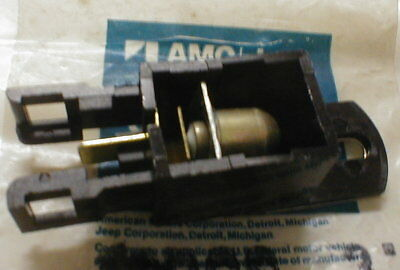 1977 AMC Pacer wagon NOS rear hatch dome light switch 3697096