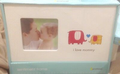 Pearhead - I LOVE MOMMY  - Picture Frame - MOMMY FRAME