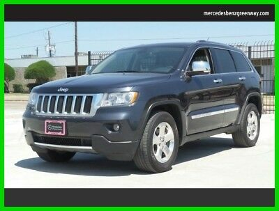 Jeep Grand Cherokee Limited 2013 Limited Used 3.6L V6 24V Automatic Rear Wheel Drive SUV Premium