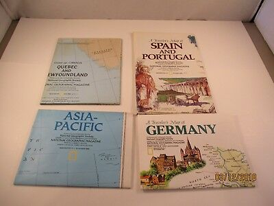 National Geographic Society Maps #11