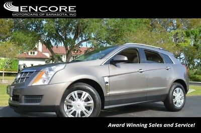 SRX FWD 4dr Luxury Collection