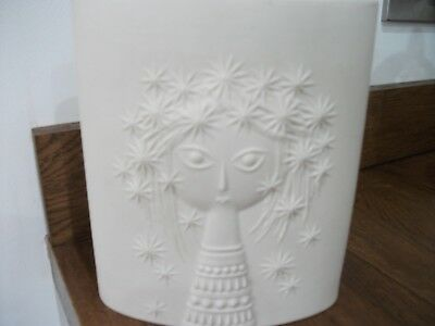 """Rare/Special/Sought after: Hornsea Pottery """"Aphrodite"""" vase by John Clappison"""