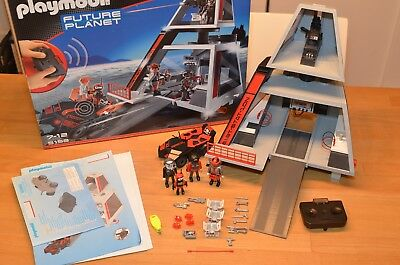Playmobil Future-Planet Darksters Tower Station 5153