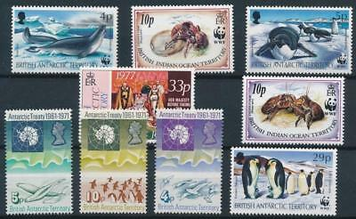 [22085] B.A.T good Lot very fine MNH Stamps