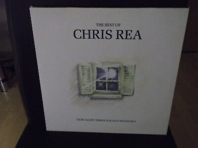 Chris Rea: The Best of-New Light Through Old Windows+orig Text-Innenhülle
