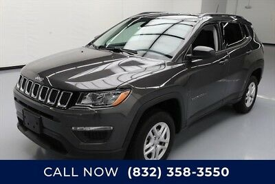 Jeep Compass Sport Texas Direct Auto 2018 Sport Used 2.4L I4 16V Automatic 4X4 SUV