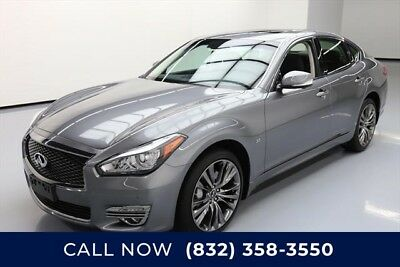 Infiniti Q70 3.7 Texas Direct Auto 2017 3.7 Used 3.7L V6 24V Automatic AWD Sedan Premium Moonroof
