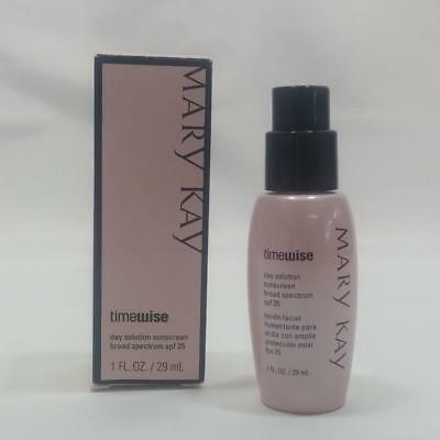 Mary Kay TimeWise DAY SOLUTION SPF 35 Full Size EXPIRED You Choose