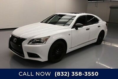 Lexus LS Crafted Line 4dr Sedan Texas Direct Auto 2015 Crafted Line 4dr Sedan Used 4.6L V8 32V Automatic RWD