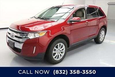 Ford Edge Limited Texas Direct Auto 2014 Limited Used 3.5L V6 24V Automatic FWD SUV Premium