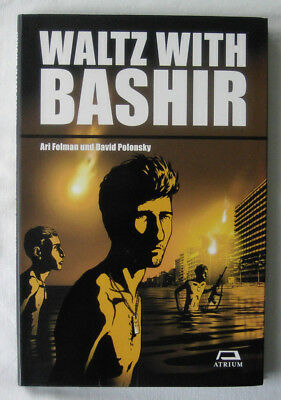 Waltz with Bashir – Graphic Novel - Ari Folman und David Polonsky / Auf deutsch