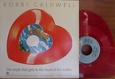 Maxi-Single = Bobby Caldwell = What You Won't Do For Love ...1979  (Shape Disc)