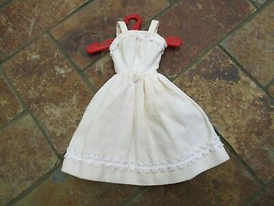 """Vintage 1963 American Character Doll """"Tressy""""; Clothing Summer Dress"""