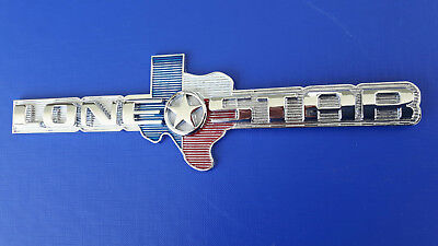Emblem TEXAS EDITION F150 Ford Ram Charger Chevrolet Dodge Jeep Metall neu