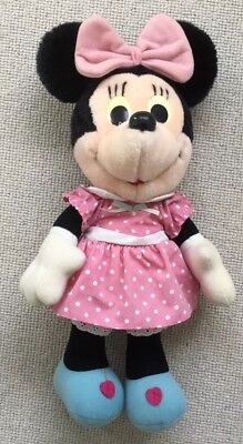 """Disney store - 17"""" Minnie Mouse soft toy"""