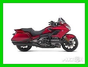 Honda Gold Wing® Candy Ardent Red  2018 Honda Gold Wing Candy Ardent Red GL1800B New