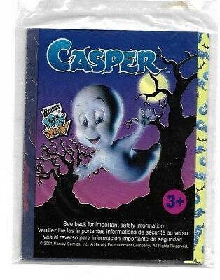 Wendy's Casper  The Friendly Ghost Visits The Haunted Midnight Mansion-Sealed