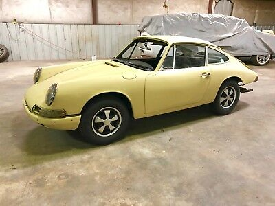 1968 Porsche 912 912 COUPE 1968 PORSCHE 912 COUPE EARLY PRODUCTION NUMBERS MATCHING DRIVETRAIN MUST SEE