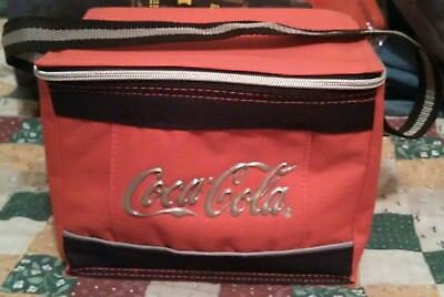 Coca Cola 6 can Cooler Bag * Brand New * Coke Nice