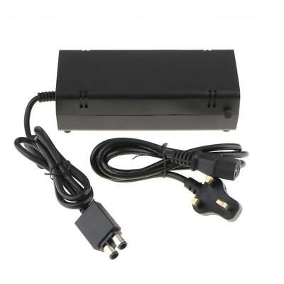 AC Adapter Charger Power Supply Cord for Xbox 360 Slim Brick Game Console UK