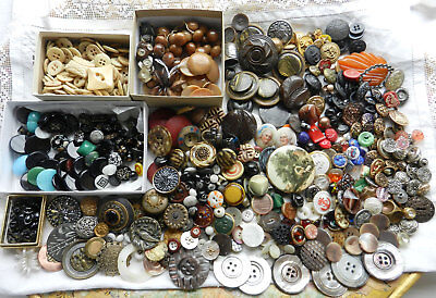 Lot Vintage Antique Victorian Metal Vegetable Ivory Pearl Military China Ceramic