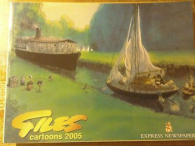 A Giles Annual from 2005.Express Newspapers.With forward by Alan Titchmarsh.