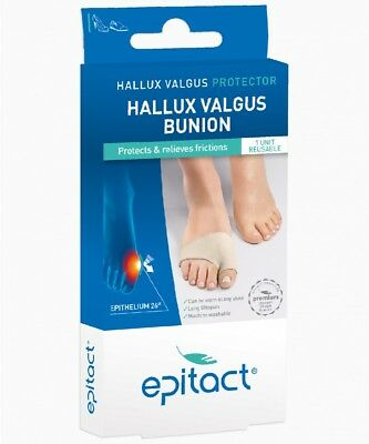 Epitact Protection for Hallux Valgus (Bunion) - 3 sizes -  Best Prices