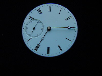 VERY EARLY (1865) PATEK PHILIPPE MVT. SN#: 24583. ADRIEN PHILIPPE's TIME .