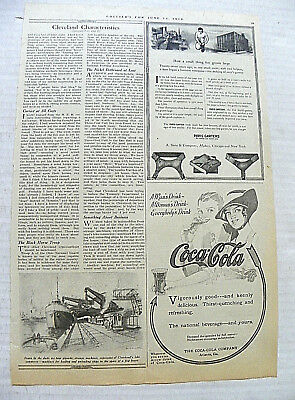 """1907,june6 Christian Herald""""all Classes,ages & Sexes"""" Arrow From Glass To People"""