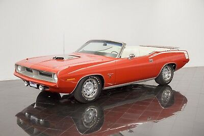 1970 Plymouth Barracuda Grand Coupe Convertible Hemi Tribute 1970 Plymouth Barracuda Grand Coupe Convertible Hemi Tribute