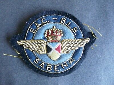 Sabena  org Patch