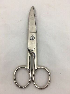 Southwire Electricians Scissors ES 001 Nickel Plate Finish