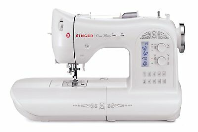 SINGER One Plus 1+ Computerized Sewing Machine with LCD screen