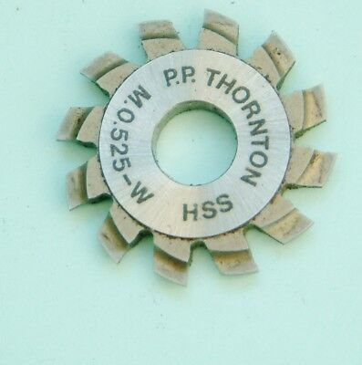 Clock makers Thornton Gear cutter 525 - W  handy Nice clock wheel cutter spares