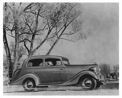 1935 Hudson Terraplane Deluxe Touring Brougham Photo ch6628