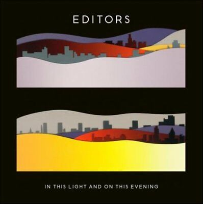 Editors  ‎– In This Light And On This Evening  [Vinyl LP] - Neuware